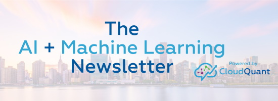 AI & Machine Learning News. 31, August 2020