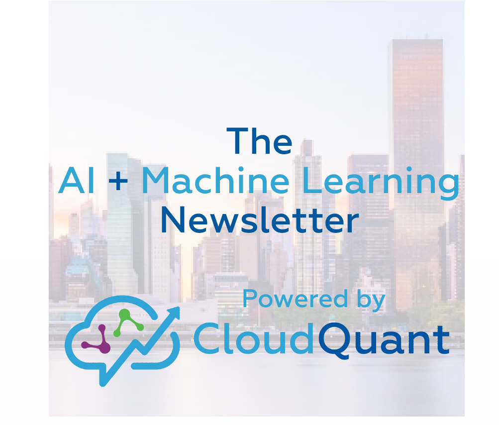 AI and Machine Learning Newsletter Thumb