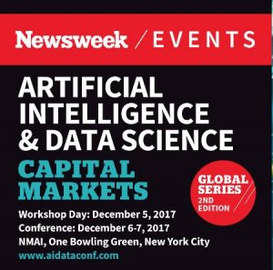 Newsweek AI Data Science for Capital Markets