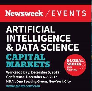 Newsweek AI Data Science for Capital Markets