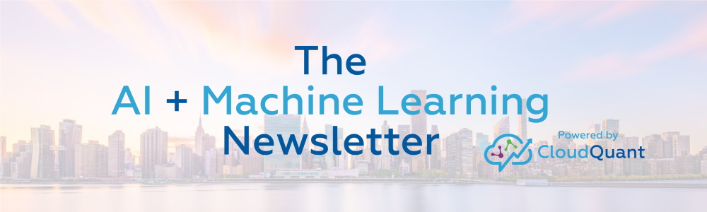 AI and Machine Learning Newsletter