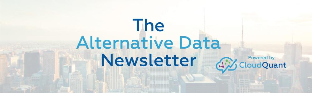 Alternative Data Newsletter